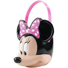 Disney Minnie Mouse Trick or Treat Halloween Candy Pail Bucket