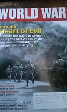 World War II - Magazine - Into the Heart of Evil - Great Condition