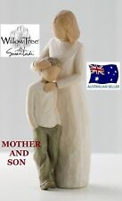 MOTHER AND SON Demdaco Willow Tree Figurine By Susan Lordi BRAND NEW IN BOX