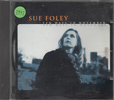 SUE FOLEY - ten days in november CD