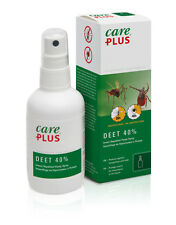 Care Plus Anti-Insetti Deet Spray 40% (100ml)