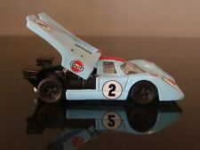 Vintage Racing 1970 70 Gulf PORSCHE 917 1/64 Scale Limited Edition K