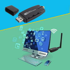 300M USB Wireless Network Card WiFi Network Card Adapter & External Antenna EK
