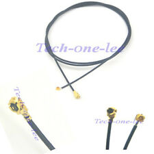 5x 23.6'' U.FL/ IPX Male to Female Jack Terminal Block Cable 1.13 Pigtail 60cm