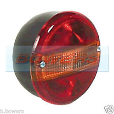 12V24V REAR ROUND HAMBURGER CHEESEBURGER TAIL LAMP LIGHT BRIAN JAMES TRAILER