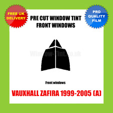 VAUXHALL ZAFIRA 1999-2005 (A) FRONT PRE CUT WINDOW TINT KIT