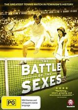 The Battle of the Sexes DVD NEW