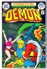 DEMON #16 Evil Sorceress's Captive! DC Comic Book ~ FN