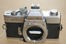 Minolta SRT 201 35mm Camera Body - #K403