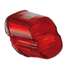 Lay Down Red Tail light lens to fit Harley-Davidson 2000 to 2003