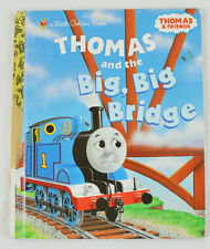 Little Golden Book: Thomas and the Big, Big Bridge by Wilbert V. Awdry (2003)