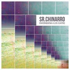 SR. CHINARRO ENHORABUENA A LOS CUATRO    VINILO
