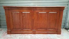 pub bar/shop counter/home drinks bar/made to measure/farrow and ball finishes