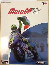 NEW*SEALED PC Game MOTO GP 07 (PC) (DVD) BRAND NEW FACTORY SEALED