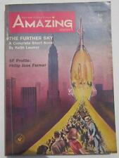 AMAZING STORIES DIGEST DEC 1964 KEITH LAUMER PHILIP JOSE FARMER ARTHUR PORGES
