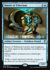 MTG MASTER OF ETHERIUM - Maestro de eterium - COMMANDER 2016 ENGLISH NM