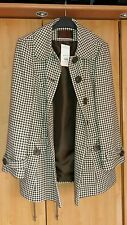 L@@K EVANS NWT SIZE 20 WOOL BLEND 3/4 LENGTH WINTER COAT RRP £70 XMAS GIFT IDEA