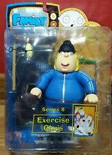 MEZCO FAMILY GUY SERIES 8 EXERCISE CHRIS FIGURE 2007