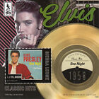 Sierra Leone 2012 MNH Elvis Presley Classic Hits III 1v S/S 1958 One Night