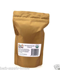 Beet Root Powder * Organic * 1lb, Blood Cleanse, Detox, Antioxidant