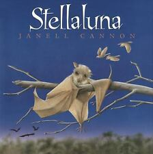 Stellaluna by Janell Cannon c1993, VGC Hardcover, We Combine Shipping