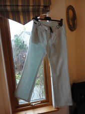 Naughty Linen Blend Trousers Size0 Waist 30inc Length 32inc,New with tags,RRP£95
