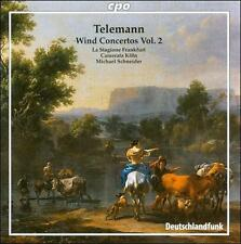 Telemann: Wind Concertos, Vol. 2, New Music