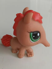 Littlest Pet Shop LPS WJ817 Cute Pink  Animal Toys For Boys / Girls