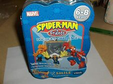Spider-Man & Friends-Doc Ocks.Vsmile`VTech`6 To 8 Years`New Sealed-: Free To US