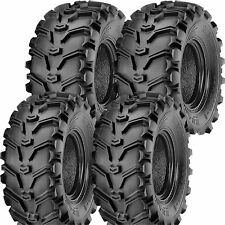 Traxter 500 ATV Tire Set Of 4, Kenda K299 Bearclaw, F 25X8X12 R 25X10X12