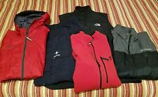 Lot Men's Large & 2XL Outdoor Gear North Face Columbia Timberland Abercrombie