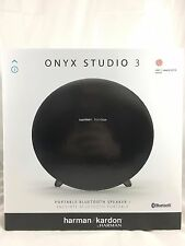 Harman Kardon Onyx Studio 3 Wireless Speaker with Rechargeable Battery and MIC