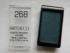 ARTDECO EYESHADOW DUOCHROME FARD A PAUPIERES N° 268 BLUE NIGHT GREY