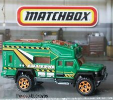 2012 Matchbox Loose Road Tripper Green Mountain Adventure Multi Pack Exclusive