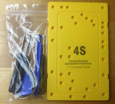 Screw Holes Distribution Board Panel + Tools For Apple iPhone 4S