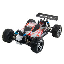 WLtoys A959 1/18 Scale 2.4G 4WD Electric RC Car Off-Road Buggy RTR Buggy Red