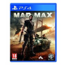 Mad Max Game PS4 Brand New