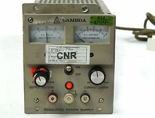 Lambda LP-521-FM Regulated Power Supply w Overvoltage protector LHOV-5