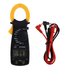 Mini LCD Digital Multimeter Electronic Voltage Current Tester AC/DC Clamp Meter