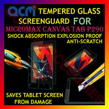 ACM-TEMPERED GLASS SCREENGUARD for MICROMAX CANVAS TAB P290 SCRATCH PROTECTOR