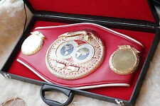 Full size IBF World championship replica boxing belt
