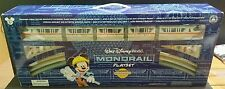 Disney World Parks Monorail Orange Model Playset Play Set Mickey Tracks