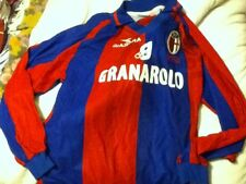 Bologna (italy) Home Football Shirt Long Sleeved����