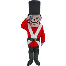 Toy Soldier Professional Quality Mascot Costume Adult Size