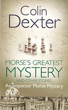 Morse's Greatest Mystery, Colin Dexter, Book, New Paperback