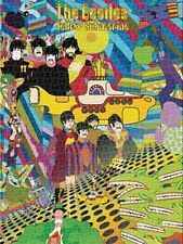 Jigsaw puzzle Entertainment Music The Beatles Yellow Submarine 1000 piece NEW