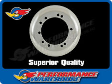 STEERING WHEEL ADAPTOR 9 HOLE WHEEL TO SUIT EITHER 5 OR 6 HOLE BOSS KIT