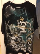Lot 29 shirt XL Taz Marvin Martian