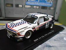 BMW 3.0 CSL Le Mans 1976 #76 Garage du Bac Depnic Coulon Motul Spark Res 1:43