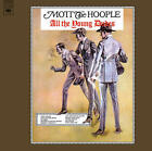 Mott The Hoople - All The Young Dudes LP REISSUE NEW RED VINYL LIMITED EDITION